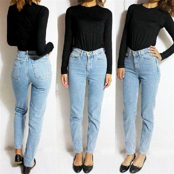 Women Denim Trousers